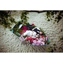 Идеи свадебных фотосессий.