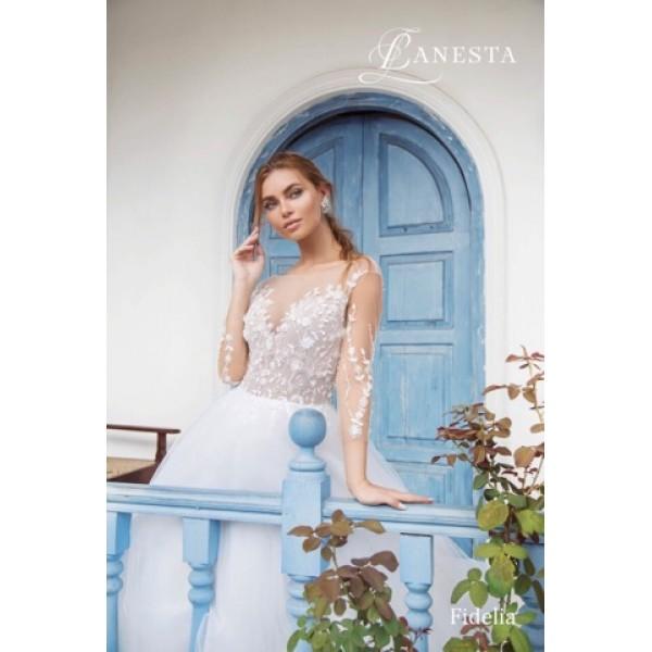 477Свадебное платье Fidelia